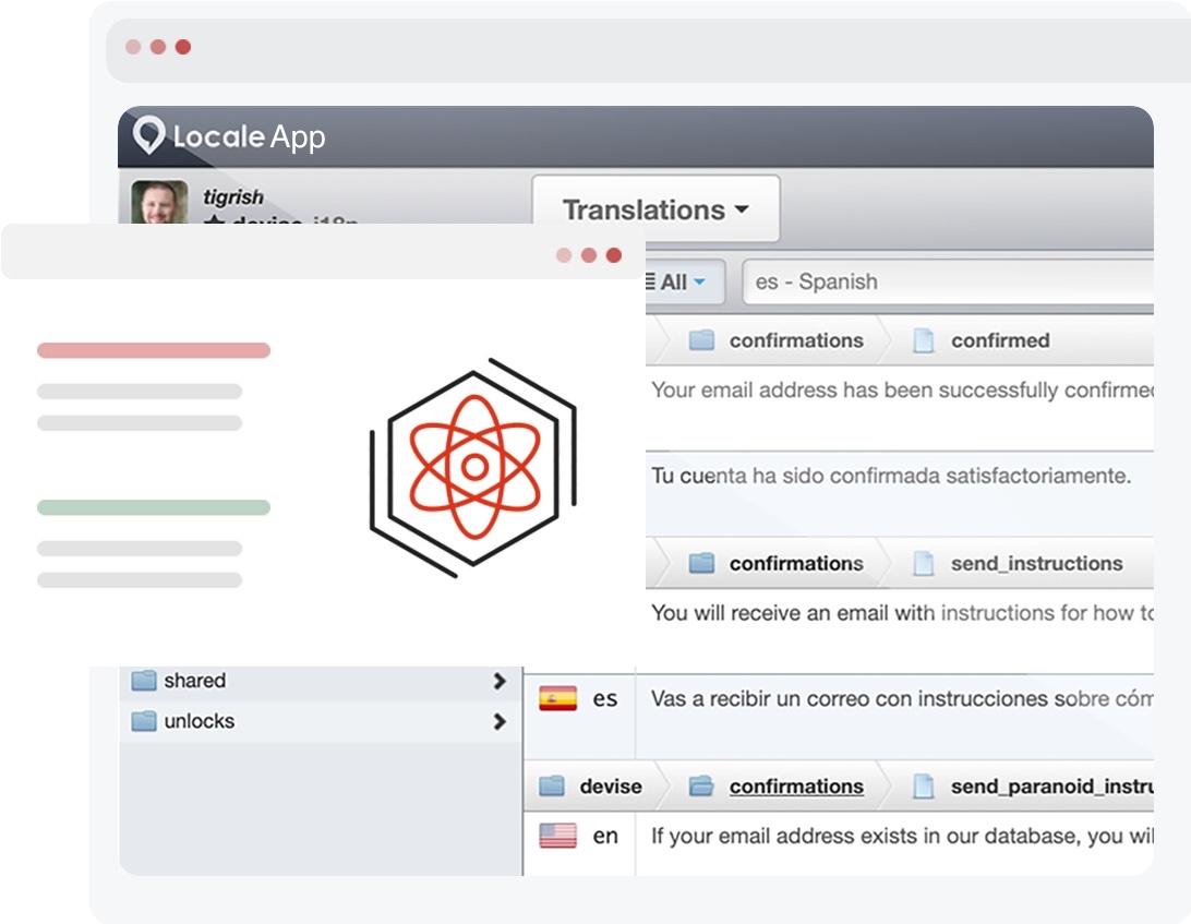 Technical i18n Integration for Developers